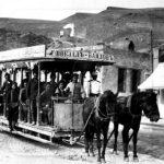 Эволюция общественного транспорта.